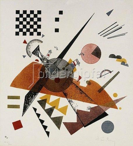 Wassily Kandinsky: Orange. 1923