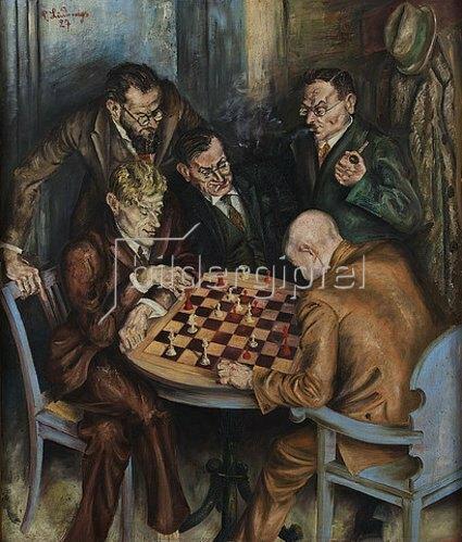 Peter Ludwigs: Das Schachspiel. 1927