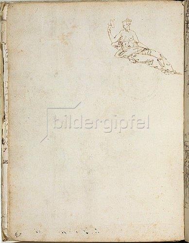 Guglielmo della Porta: Prudentia. Um 1545/46