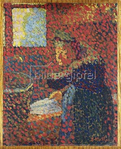 Edouard Vuillard: Meine Großmutter. 1892