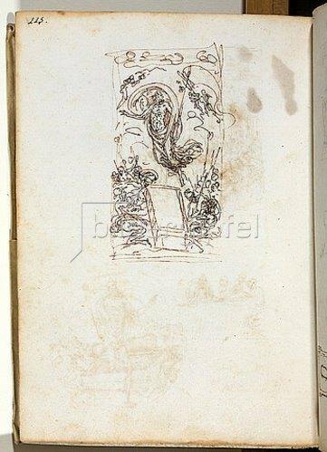 Guglielmo della Porta: Der Auferstehende. Nach 1556