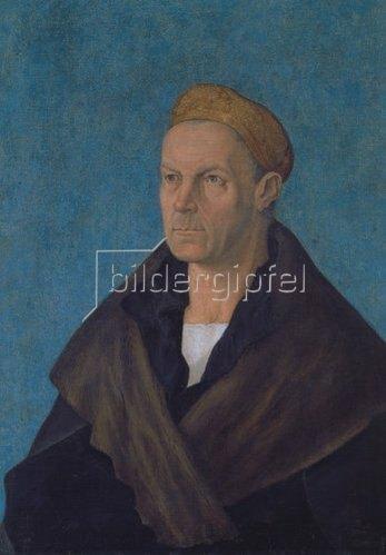 Albrecht Dürer: Jakob Fugger, der Reiche. Um 1518