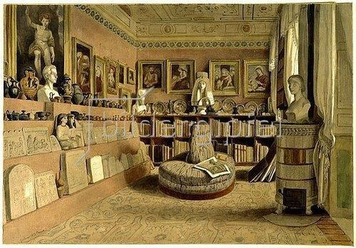 Georg Laves d.J.: August Kestners Sammlung in Rom. 1853
