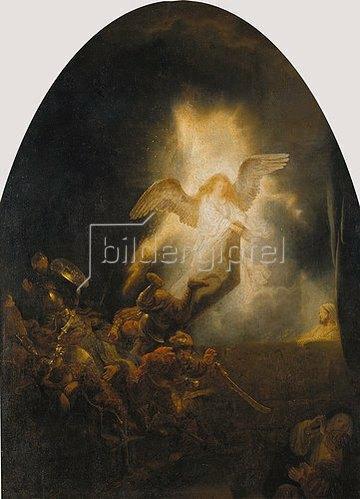 Rembrandt van Rijn: Auferstehung Christi. 163(.).