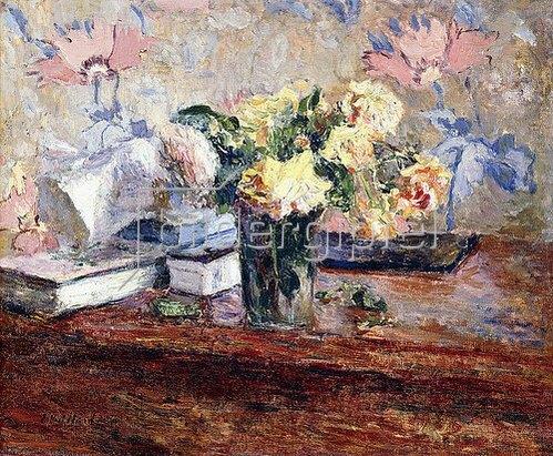 Edouard Vuillard: Stillleben (Nature Morte). Um 1905-10