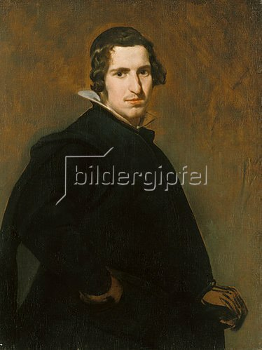 Diego Rodriguez de Velazquez: Junger spanischer Edelmann. 1623-1630.
