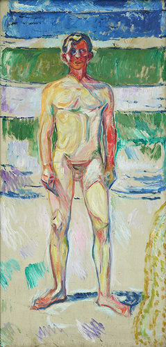 Edvard Munch: Jugend