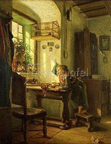 Antonin Dvorak: Johannestag. 1854.