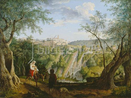 Giuntotardi Filippo: Tivoli 1822