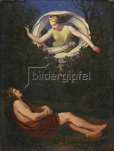 Moritz von Schwind: Diana und Endymion