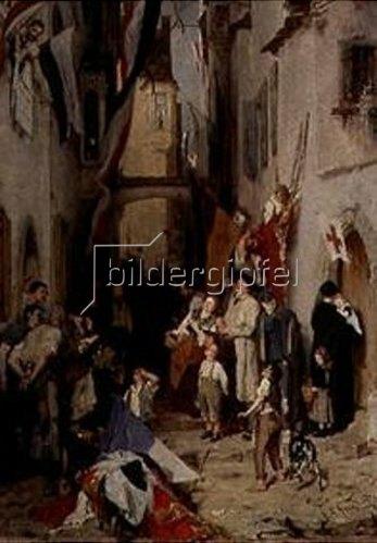 Nikolaus Gysis: Siegesfeier 1870.