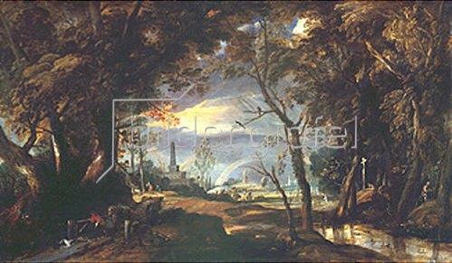 Jan Wildens: Nach dem Gewitter    1640