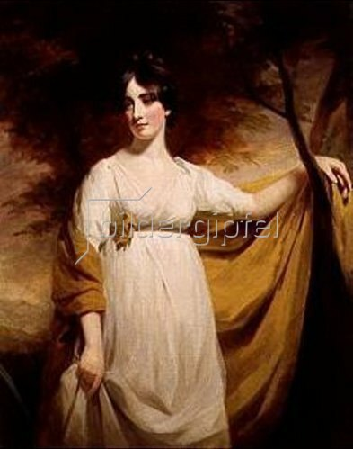 Sir Henry Raeburn: Mrs. John Campbell of Kilberry. Um 1802.