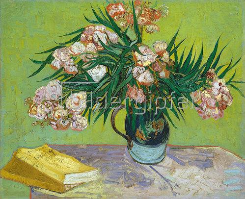 Vincent van Gogh: Oleander 1888