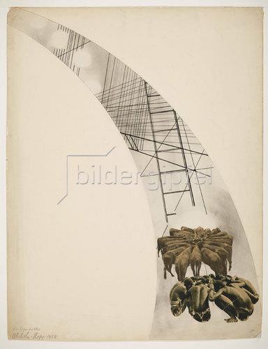 László Moholy-Nagy: Die Eigenbrötler. 1927.