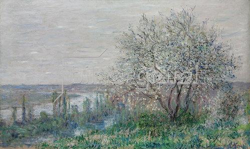 Claude Monet: Frühlingsstimmung
