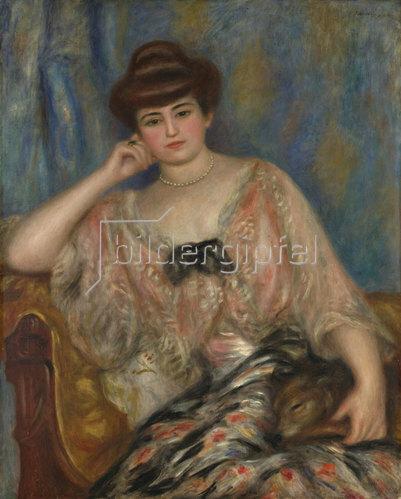Auguste Renoir: Misia Sert. 1904