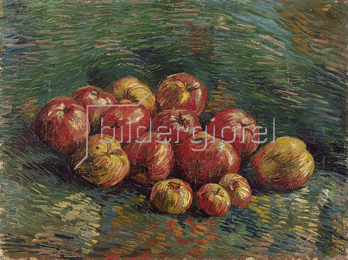 Vincent van Gogh: Äpfel 1887