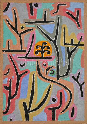 Paul Klee: Park bei Lu. 1938
