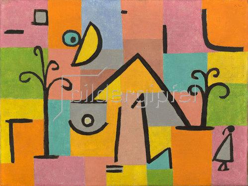 Paul Klee: Östlich-süss. 1938