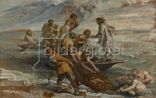 Peter Paul Rubens: Der wunderbare Fischzug. 1618-19
