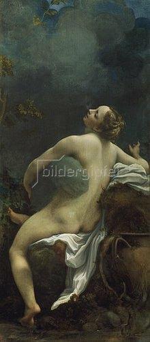 Correggio (Antonio Allegri): Jupiter und Io. Um 1530