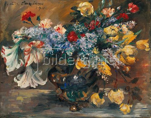 Lovis Corinth: Blumenstrauß. 1911.