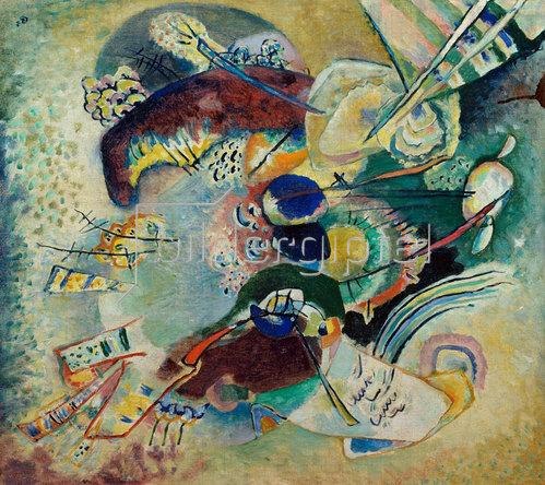Wassily Kandinsky: Komposition. 1916.