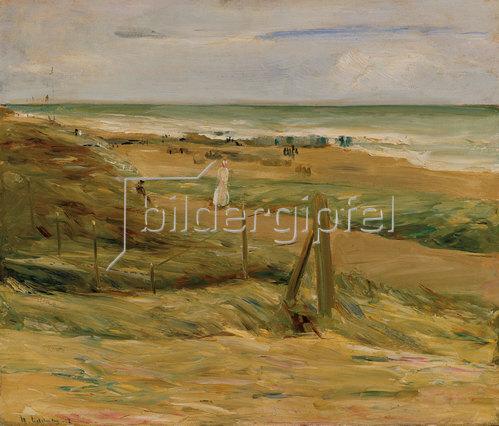 Max Liebermann: Promenade in den Dünen bei Noordwijk. 1908
