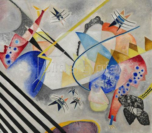 Wassily Kandinsky: Weißes Zentrum. 1921