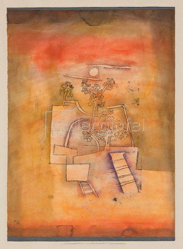 Paul Klee: Baum Kultur. 1924