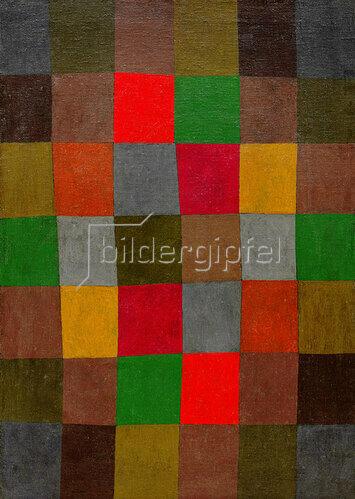 Paul Klee: Neue Harmonie. 1936