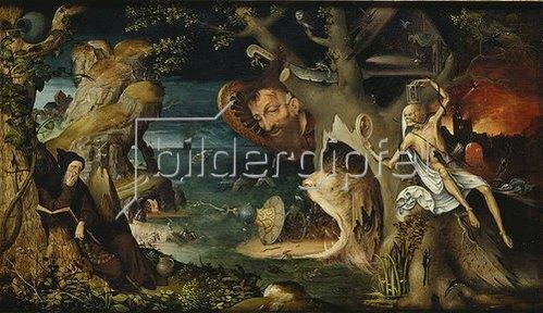 Jan Mandyn: Die Versuchung des heiligen Antonius.