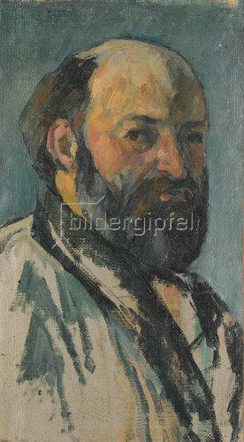 Paul Cézanne: Selbstbildnis. Um 1877