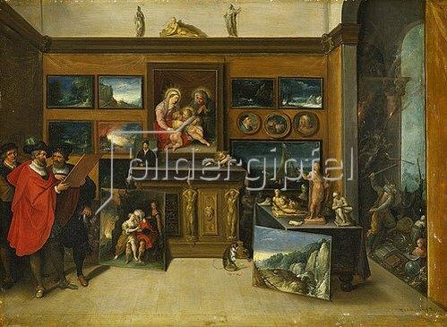 Frans Francken II.: Eine Gemäldesammlung.