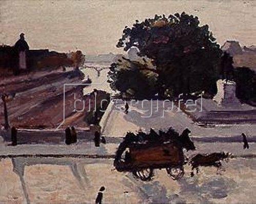 Albert Marquet: Pont Neuf. 1906.