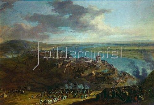 Franz-Joachim Beich: Die Belagerung von Ofen.