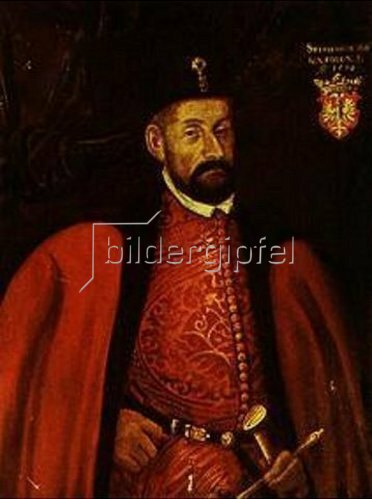 Deutsch: Portrait des Stephan Bathory.