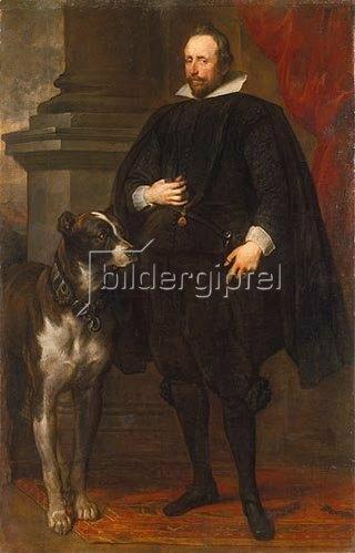 Anthonis van Dyck: Herzog Wolfgang Wilhelm von Pfalz- Neuburg. Um 1630/32.