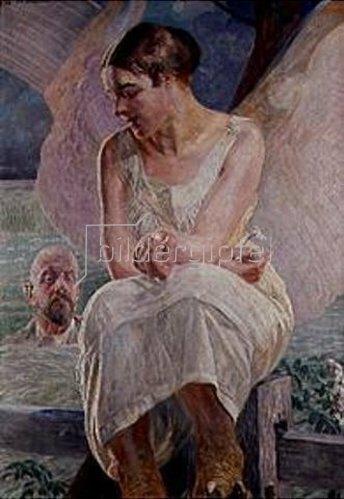 Jacek Malczewski: Intermezzo. 1918.