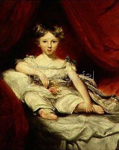 Sir Thomas Lawrence: Bildnis des Master Ainslie.