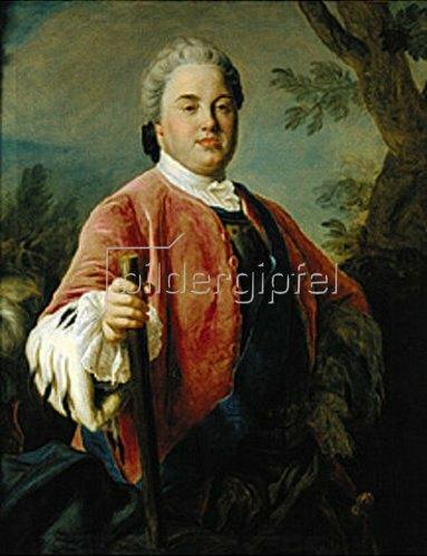 Pietro Antonio Rotari: Friedrich Christian von Sachsen.