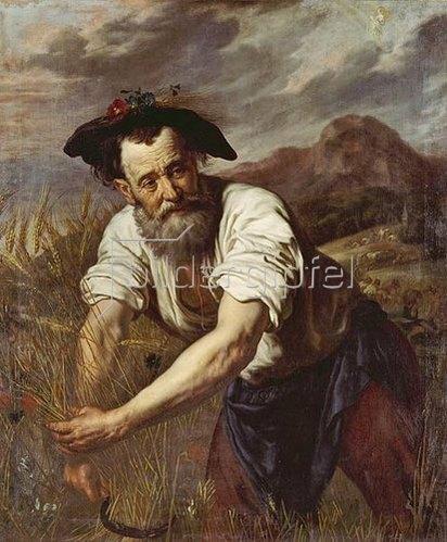 Joachim von Sandrart: Der Monat August.