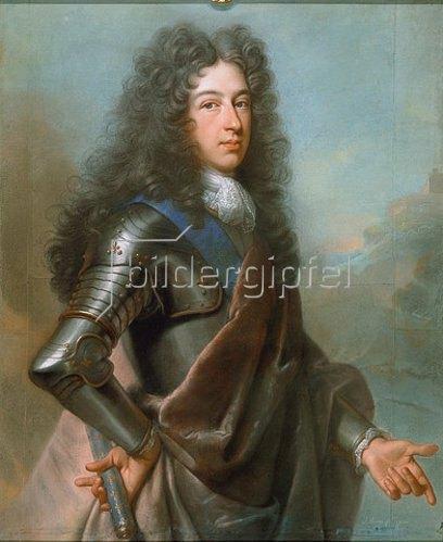Joseph Vivien: Ludwig von Frankreich, Herzog von Burgund (1682-1712).
