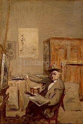 Edouard Vuillard: Erinnerung an einen Besuch bei Foran.