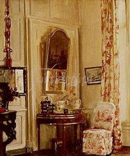 Jacques-Emile Blanche: Der rosa Salon