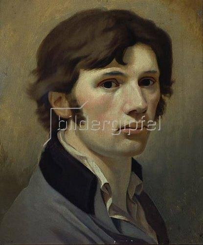Philipp Otto Runge: Selbstbildnis. 1802