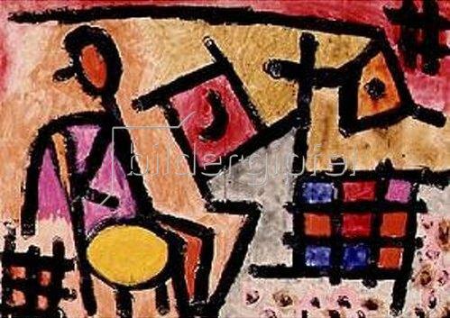 Paul Klee: Museale Industrie.