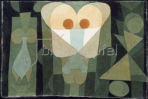 Paul Klee: Physiognomie einer Blüte. 1922