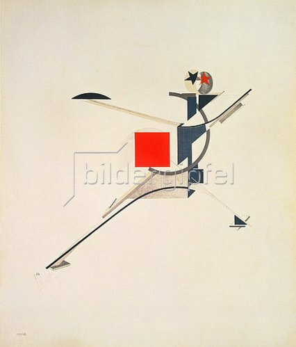 El Lissitzky: Sieg über die Sonne.